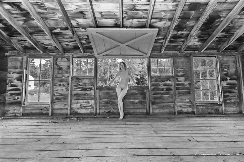 Kirsten Artistic Nude Photo by Photographer cleghornphoto