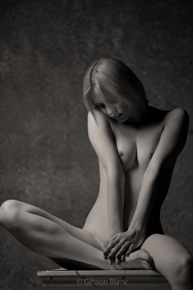 Kittie Artistic Nude Photo by Photographer Gibson