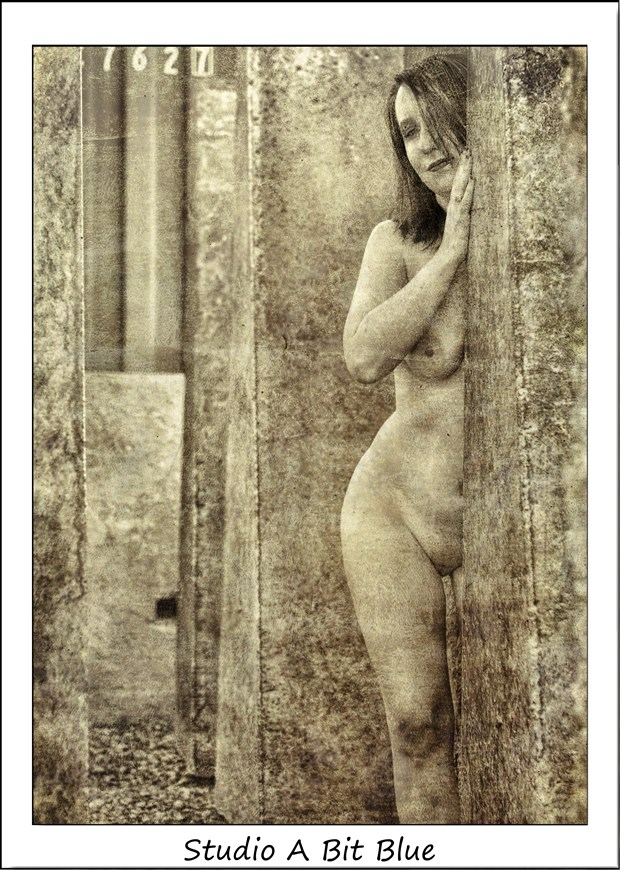 Kitty On Location Artistic Nude Photo by Photographer Studio A Bit Blue