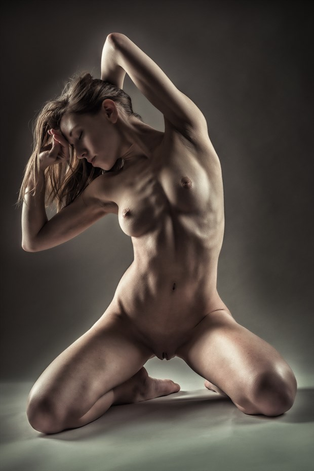Knees   1 Artistic Nude Photo by Photographer rick jolson