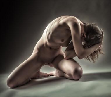 Knees   3 Artistic Nude Photo by Photographer rick jolson