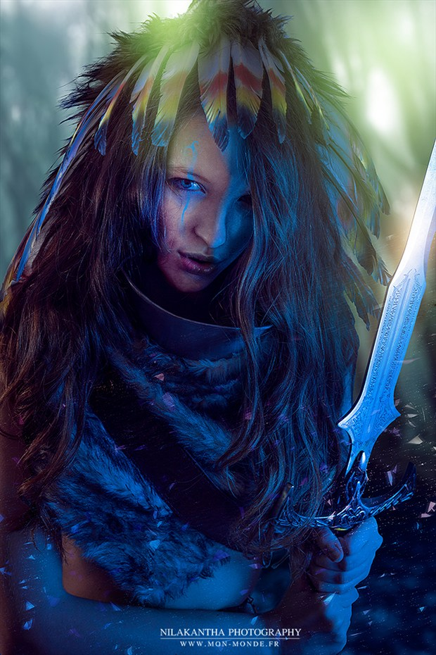 Knight Fantasy Artwork by Photographer Nilakantha