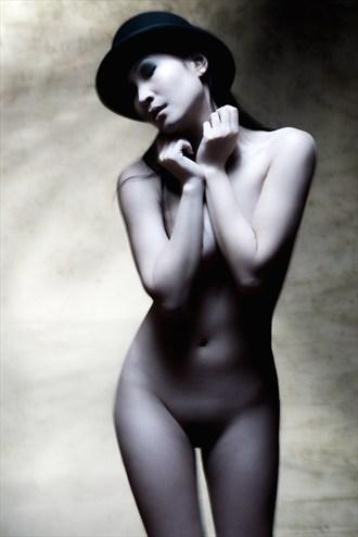 KoKo Artistic Nude Photo by Photographer Jon Hoadley