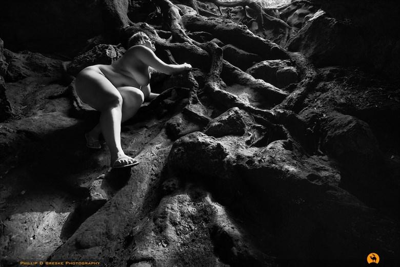 Krista in Dames Cave %234, Lecanto Artistic Nude Photo by Photographer Phillip D Breske