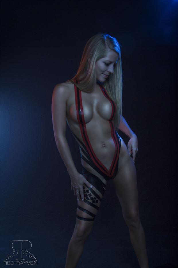 Kristen Bikini Photo by Photographer Red Rayven