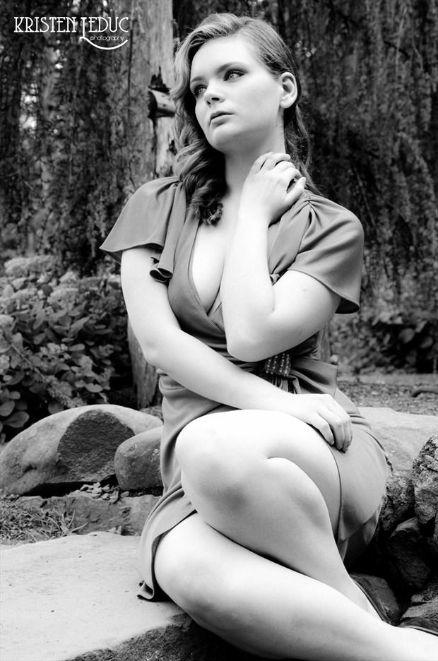 Kristen Leduc Photography Sensual Photo by Model Marie Alexander