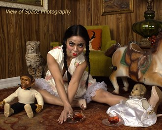 Kristine the creepy doll Surreal Photo by Photographer Viewofspace