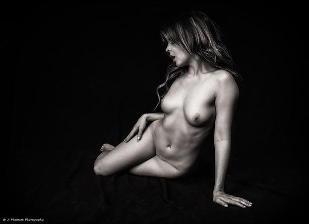 Pure Rebel Artistic Nude Photo by Photographer J Photoart