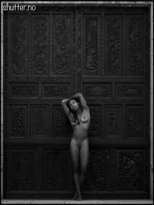 L'A7 Artistic Nude Photo by Photographer Jan Petter K
