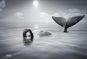 LA SIRENUCA Fantasy Photo by Artist GonZaLo Villar