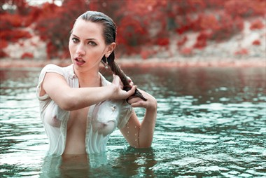 LAC des ANGES Artistic Nude Photo by Photographer Leschallier