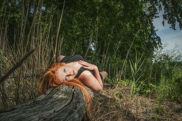 LIttle Black Dress 2 Nature Photo by Photographer CarlEricPorter