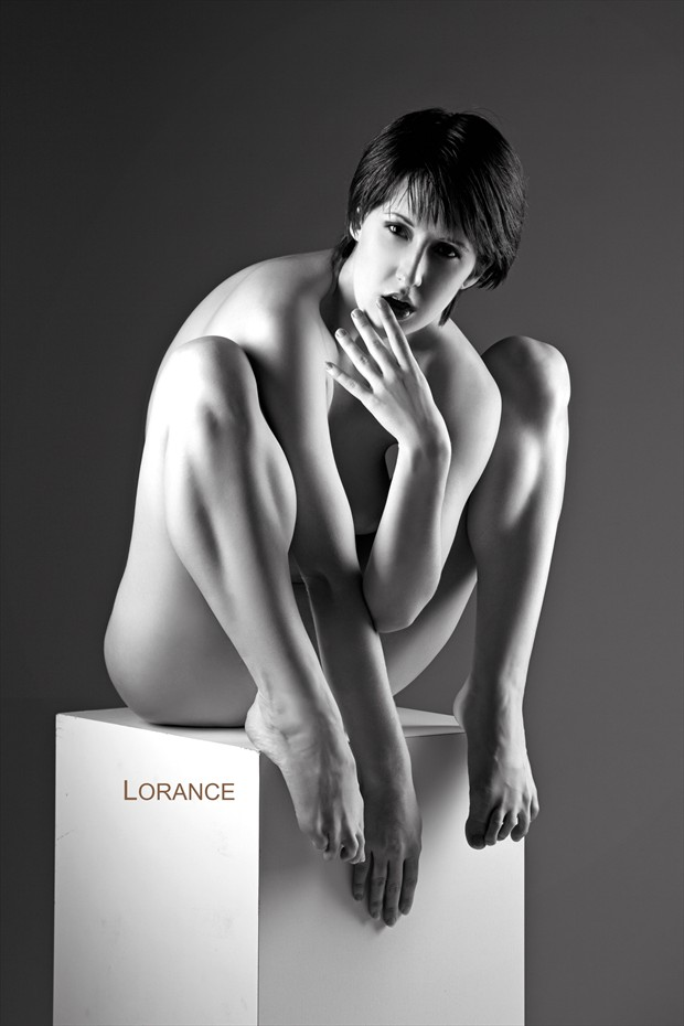 LORANCE Artistic Nude Photo by Model Nymph