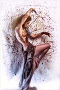 La Grue Artistic Nude Photo by Photographer Stef D