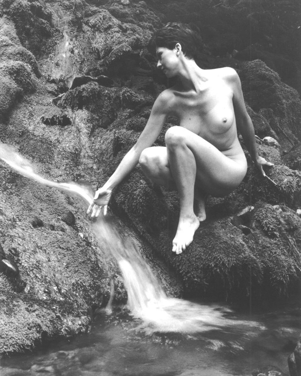 La source 3 Artistic Nude Photo by Photographer Dick