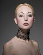 Lace Expressive Portrait Photo by Photographer Thomas