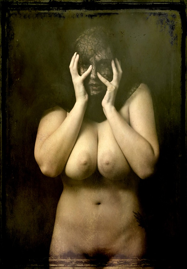 Lace Face Artistic Nude Photo by Photographer MephistoArt