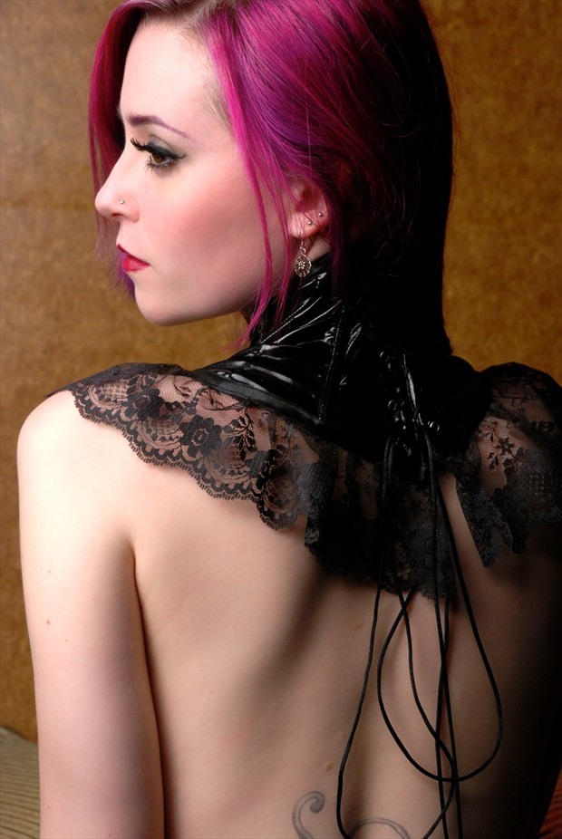 Laced Glamour Photo by Model TristinVitriol