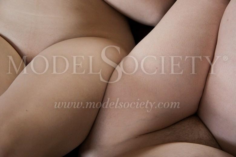 Ladies in Waiting Artistic Nude Artwork by Artist Zaftig Ribaldry