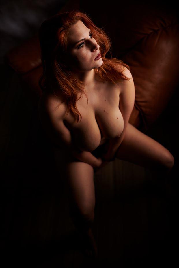 Lady Atropin Artistic Nude Photo by Photographer Peter Gruener