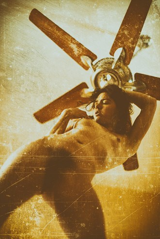 Lady Liberty Artistic Nude Photo by Photographer Staunton Photo