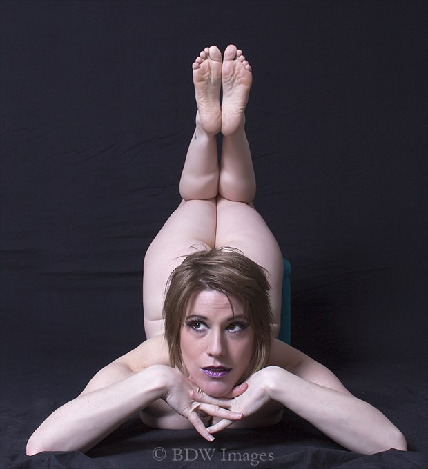 Lady Scorpio  Artistic Nude Photo by Model Tricia DeAnne