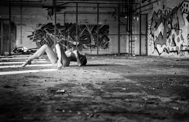 Laid bare.. Artistic Nude Photo by Model Marmalade