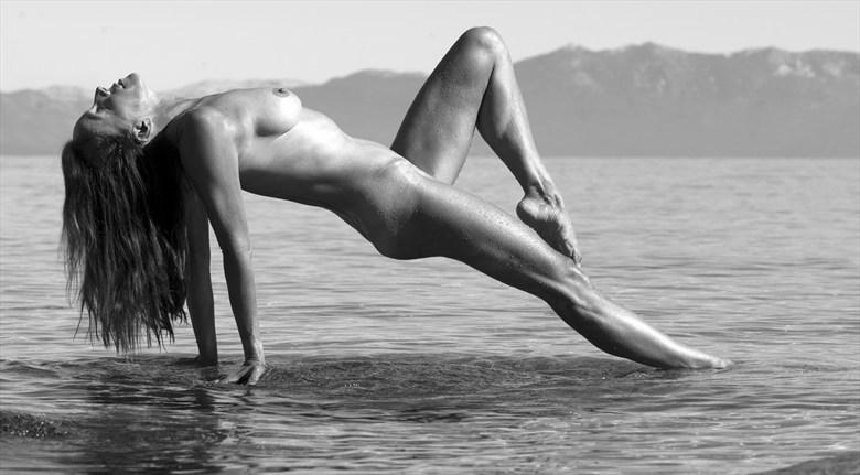 Lake     Figure Study Photo by Photographer Eric Lowenberg