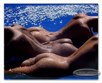 Landscape Artistic Nude Photo by Photographer ChrisThomson