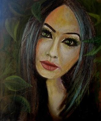 Lara Surreal Artwork by Artist Daniel