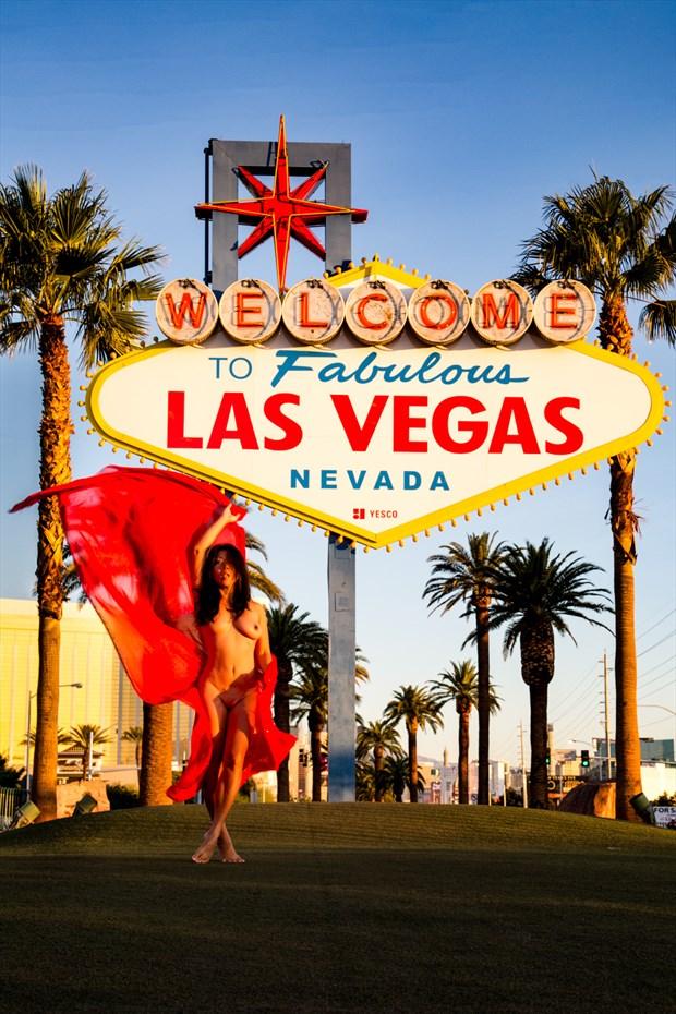 Las Vegas Artistic Nude Photo by Model April A McKay