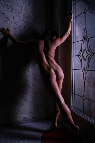Las Vegas Artistic Nude Photo by Model April A McKay