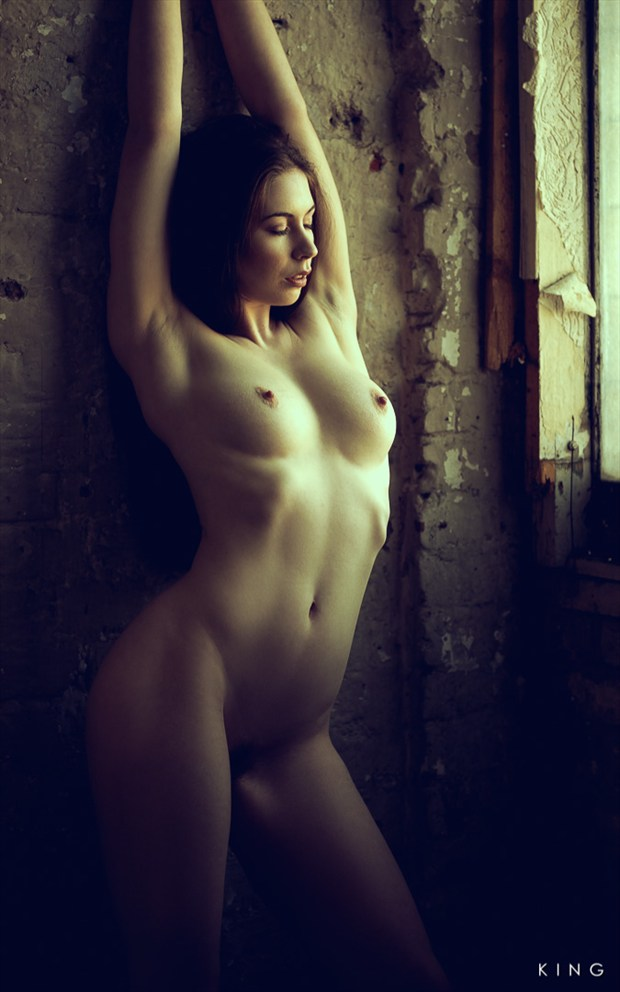 Last Warmth Artistic Nude Photo by Photographer Terry King