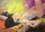 Laura 10 Artistic Nude Artwork by Artist Rod