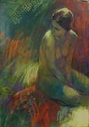 Laura 7 Artistic Nude Artwork by Artist Rod