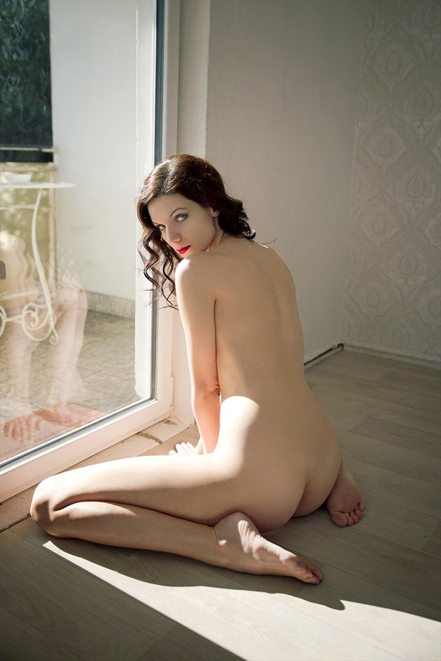 Lazy Hour Erotic Photo by Photographer J. F. Novotny