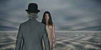Le Voyeur Artistic Nude Photo by Photographer Thornback