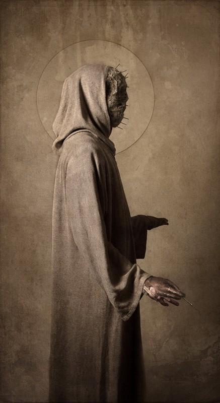 Le grand ordonnateur Horror Photo by Artist Nihil