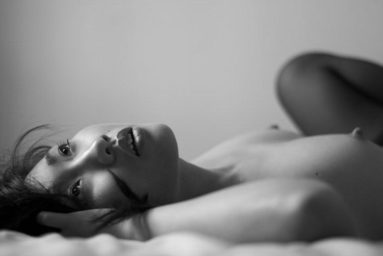 Le souffle Artistic Nude Photo by Photographer Aur%C3%A9lien PIERRE