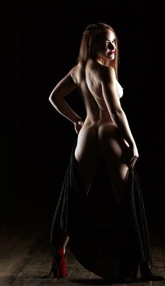 Leah Artistic Nude Photo by Photographer CJ Photo