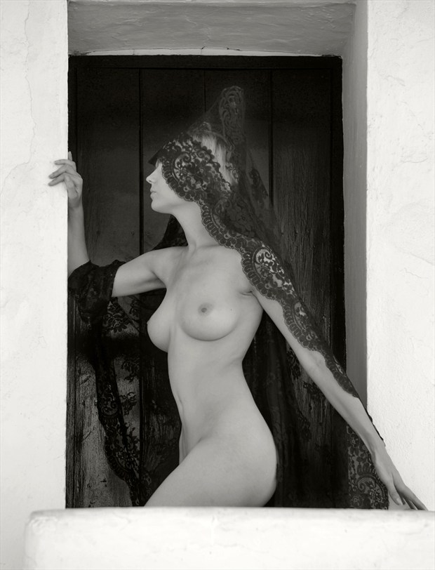 Leaning on the balcony of oblivion Artistic Nude Photo by Photographer Miguel Soler Roig