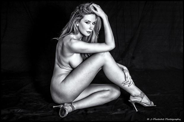 Leanne Artistic Nude Photo by Photographer J Photoart