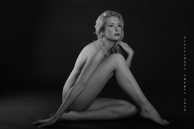 Leanne Artistic Nude Photo by Photographer Scottsdale Images