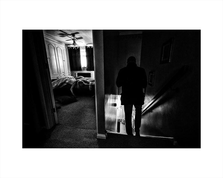 Leaving Erotic Photo by Photographer GavinPrest