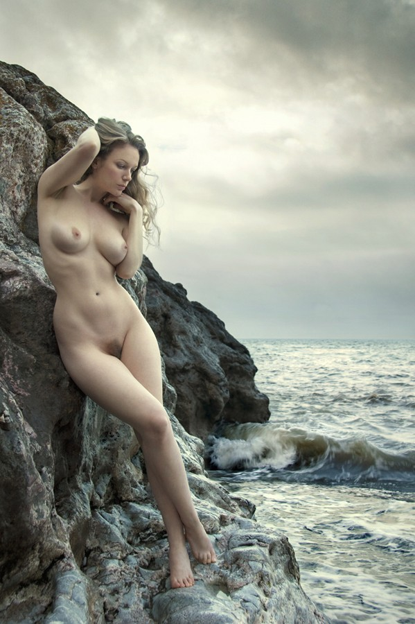 Legend of Salacia Artistic Nude Photo by Model Muse