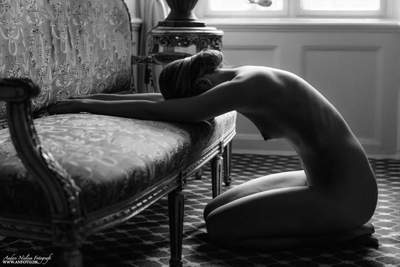Leilani Artistic Nude Artwork by Photographer Anders Nielsen