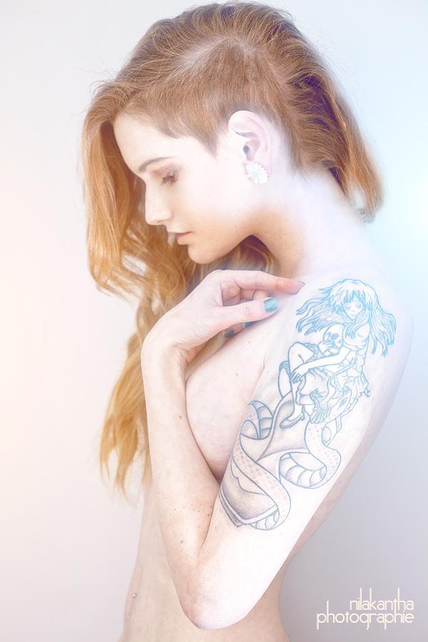 Lena Tattoos Photo by Photographer Nilakantha