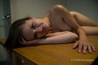 Leslie Implied Nude Photo by Photographer Vindictive Images