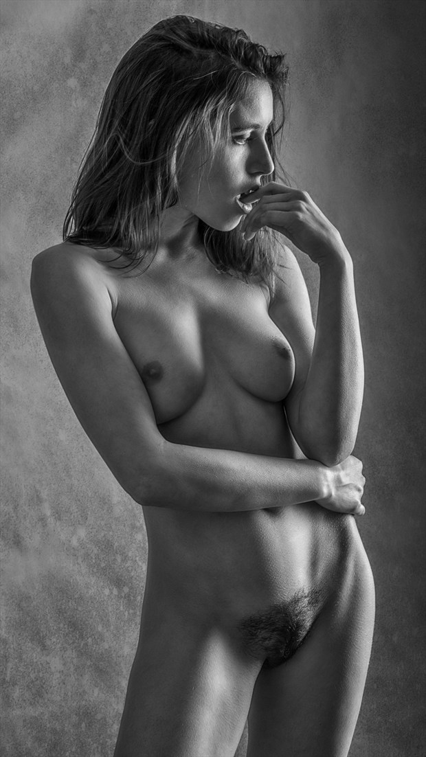 Let Me Think... Where Did I Leave My Robe%3F Artistic Nude Photo by Photographer rick jolson