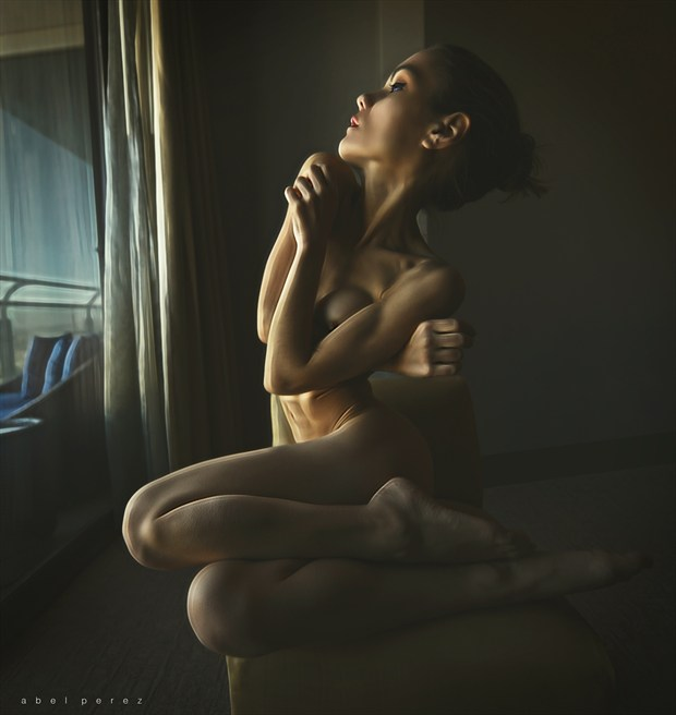 Let there by light Artistic Nude Artwork by Photographer Mindplex